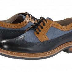 Pantofi Clarks Darby Limit | 100% originali, import SUA, 10 zile lucratoare - Pantofi barbat Clarks, Piele intoarsa