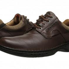 Pantofi Clarks Un.ravel | 100% originali, import SUA, 10 zile lucratoare - Pantofi barbat Clarks, Piele naturala