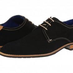 Pantofi Steve Madden Elvess | 100% originali, import SUA, 10 zile lucratoare - Pantofi barbat Steve Madden, Piele intoarsa