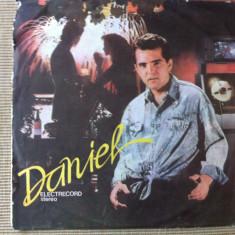 Daniel Iordachioaie album disc vinyl lp muzica pop usoara romaneasca electrecord, VINIL