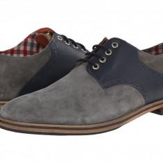 Pantofi Ben Sherman Pablo Suede | 100% originali, import SUA, 10 zile lucratoare - Pantof barbat