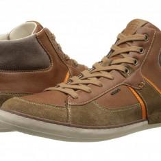 Pantofi Geox U Box (Hi Top) | 100% originali, import SUA, 10 zile lucratoare - Ghete barbati