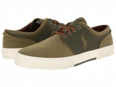 Pantofi Polo Ralph Lauren Faxon Low | 100% originali, import SUA, 10 zile lucratoare, Ralph Lauren