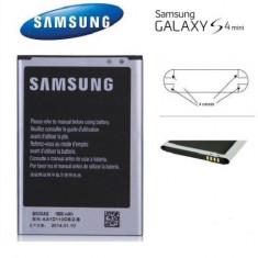 Baterie 1900 mAh Samsung Galaxy S4 mini i9190 + folie protectie, Li-ion