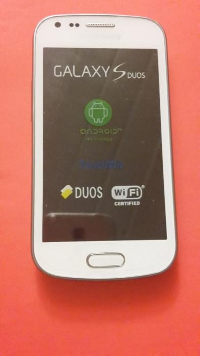 Telefon Mobil Samsung Galaxy S Duos S7562