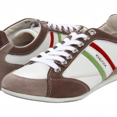 Pantofi Geox Uomo Andrea 6 | 100% originali, import SUA, 10 zile lucratoare - Pantofi barbat Geox, Casual