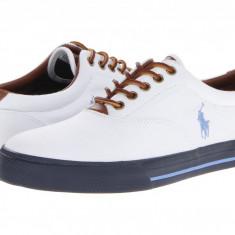 Pantofi Polo Ralph Lauren Vaughn | 100% originali, import SUA, 10 zile lucratoare - Pantofi barbat Ralph Lauren, Casual