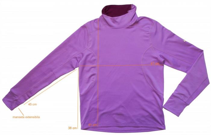 Bluza sport NIKE FitDry uscare rapida, ca noua (dama M spre L) cod-170848 foto mare