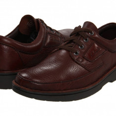 Pantofi Clarks Natureveldt | 100% originali, import SUA, 10 zile lucratoare - Pantofi barbat Clarks, Piele intoarsa