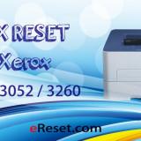 Program resoftare / resetare Xerox Phaser 3052 3260 DI DN DNI fix reset cip - Printare