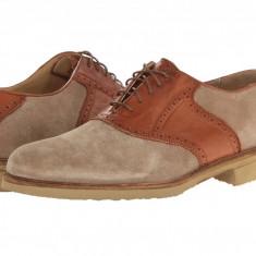 Pantofi Frye Jim Saddle   100% originali, import SUA, 10 zile lucratoare - Pantofi barbat Frye, Piele naturala