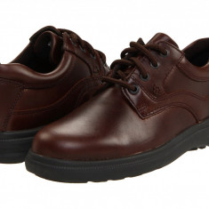 Pantofi Hush Puppies Glen | 100% originali, import SUA, 10 zile lucratoare - Pantofi barbat Hush Puppies, Piele intoarsa, Casual