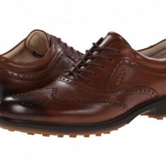 Pantofi ECCO Golf Tour Hybrid Wingtip | 100% originali, import SUA, 10 zile lucratoare - Accesorii golf