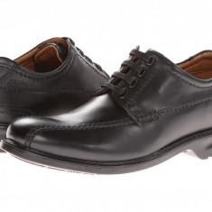 Pantofi Clarks Colson Over | 100% originali, import SUA, 10 zile lucratoare - Pantofi barbat Clarks, Piele intoarsa