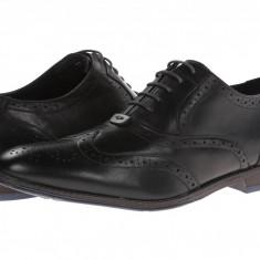 Pantofi Hush Puppies Style Brogue | 100% originali, import SUA, 10 zile lucratoare - Pantofi barbat Hush Puppies, Piele intoarsa