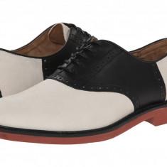 Pantofi Polo Ralph Lauren Torrington Saddle | 100% originali, import SUA, 10 zile lucratoare - Pantofi barbat Ralph Lauren, Piele naturala