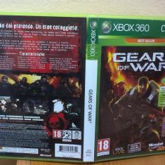 Gears of War (Xbox 360) (ALVio) + alte jocuri xbox (SCHIMB ) - Jocuri Xbox 360, Shooting, 18+, Multiplayer