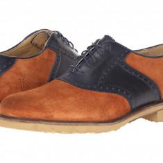 Pantofi Frye Jim Saddle | 100% originali, import SUA, 10 zile lucratoare - Pantofi barbat Frye, Piele naturala
