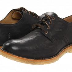 Pantofi Frye Hudson Oxford | 100% originali, import SUA, 10 zile lucratoare - Pantofi barbat Frye, Piele intoarsa