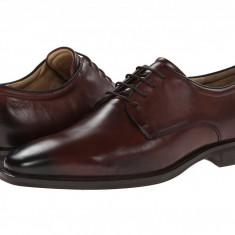 Pantofi ECCO Faro Tie | 100% originali, import SUA, 10 zile lucratoare, Piele naturala