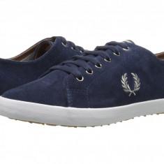 Pantofi Fred Perry Kingston Suede | 100% originali, import SUA, 10 zile lucratoare - Pantof barbat Fred Perry, Casual