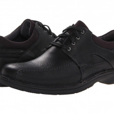 Pantofi Clarks Senner Blvd | 100% originali, import SUA, 10 zile lucratoare - Pantofi barbat Clarks, Piele intoarsa, Casual