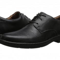 Pantofi Clarks Stratton Way | 100% originali, import SUA, 10 zile lucratoare - Pantofi barbat Clarks, Piele naturala