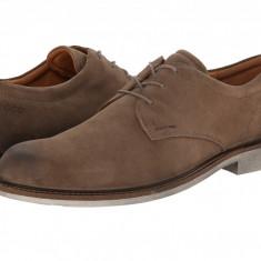 Pantofi ECCO Findlay Tie | 100% originali, import SUA, 10 zile lucratoare - Pantofi barbat Ecco, Piele naturala