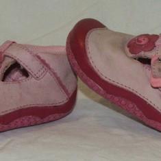 Pantofi copii piele TOTS - nr 20, Culoare: Din imagine, Fete