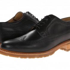 Pantofi Frye James Lug Wingtip   100% originali, import SUA, 10 zile lucratoare - Pantofi barbat Frye, Piele intoarsa