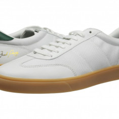 Pantofi Fred Perry Umpire Mesh/Leather | 100% originali, import SUA, 10 zile lucratoare - Pantofi barbati