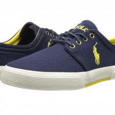 Pantofi Polo Ralph Lauren Faxon Low | 100% originali, import SUA, 10 zile lucratoare - Tenisi barbati