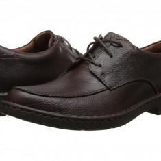 Pantofi Clarks Stratton Time | 100% originali, import SUA, 10 zile lucratoare - Pantofi barbat Clarks, Piele naturala