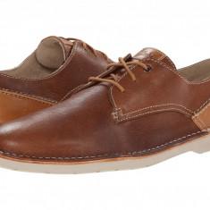 Pantofi Clarks Hinton Fly | 100% originali, import SUA, 10 zile lucratoare - Pantofi barbat
