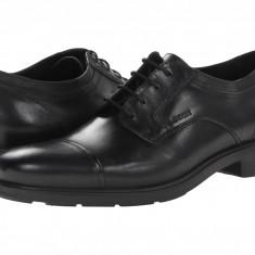 Pantofi Geox U Dublin | 100% originali, import SUA, 10 zile lucratoare - Pantofi barbat Geox, Piele intoarsa