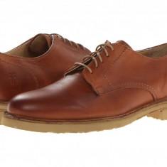 Pantofi Frye Jim Oxford   100% originali, import SUA, 10 zile lucratoare - Pantofi barbat Frye, Piele intoarsa