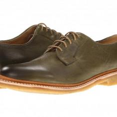 Pantofi Frye James Crepe Oxford | 100% originali, import SUA, 10 zile lucratoare - Pantofi barbat Frye, Piele intoarsa