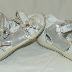 Sandale copii GEOX - nr 22, Culoare: Din imagine, Fete, Piele naturala