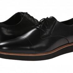 Pantofi Calvin Klein Trevor | 100% originali, import SUA, 10 zile lucratoare - Pantofi barbat Calvin Klein, Piele intoarsa