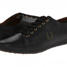 Pantofi Fred Perry Kingston Leather | 100% originali, import SUA, 10 zile lucratoare - Pantofi barbat
