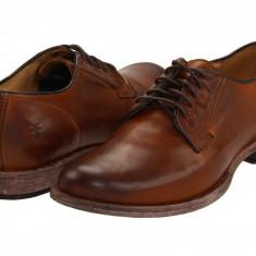 Pantofi Frye Phillip Oxford | 100% originali, import SUA, 10 zile lucratoare - Pantofi barbat Frye, Piele intoarsa