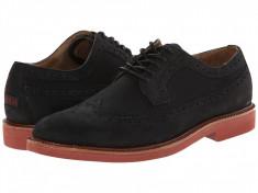 Pantofi Polo Ralph Lauren Torrington Wingtip | 100% originali, import SUA, 10 zile lucratoare, Piele naturala, Ralph Lauren