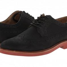 Pantofi Polo Ralph Lauren Torrington Wingtip | 100% originali, import SUA, 10 zile lucratoare - Pantofi barbat Ralph Lauren, Piele naturala
