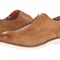 Pantofi Ben Sherman Ronnie Wing | 100% originali, import SUA, 10 zile lucratoare - Pantofi barbat Ben Sherman, Piele intoarsa