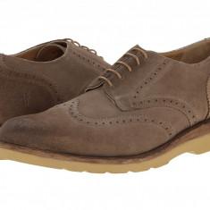 Pantofi Frye Jim Wedge Wingtip | 100% originali, import SUA, 10 zile lucratoare - Pantofi barbat Frye, Piele intoarsa
