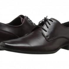 Pantofi Calvin Klein Brodie | 100% originali, import SUA, 10 zile lucratoare - Pantofi barbat Calvin Klein, Piele intoarsa