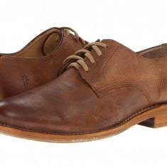 Pantofi Frye Willard Oxford   100% originali, import SUA, 10 zile lucratoare - Pantofi barbat Frye, Piele intoarsa, Casual