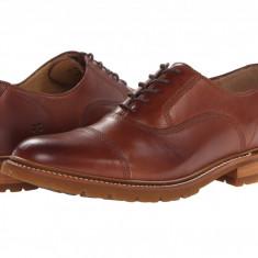Pantofi Frye James Bal Lug Oxford | 100% originali, import SUA, 10 zile lucratoare - Pantofi barbat Frye, Piele intoarsa