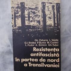 Rezistenta antifascista in partea de nord a Transilvaniei (sept.1940 - oct.1944) - Istorie
