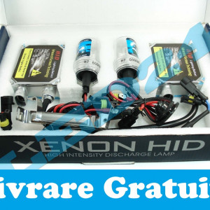 Kit Xenon 35W H1 H3 H7 H8 9 11  HB3 HB4 FAT Digital Tehnologie Germana